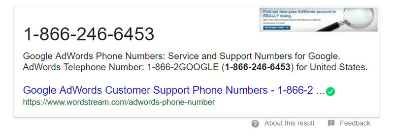 Ways to get support from Google Ads Team through call