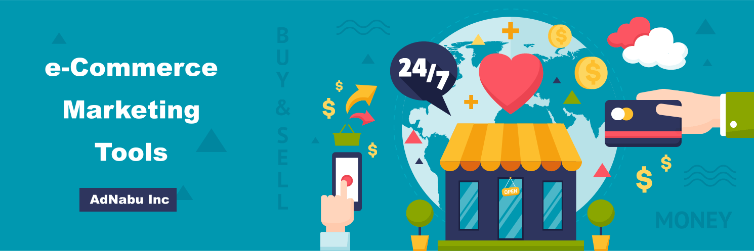 Top 25 eCommerce Marketing Tools to use in 2019 - AdNabu