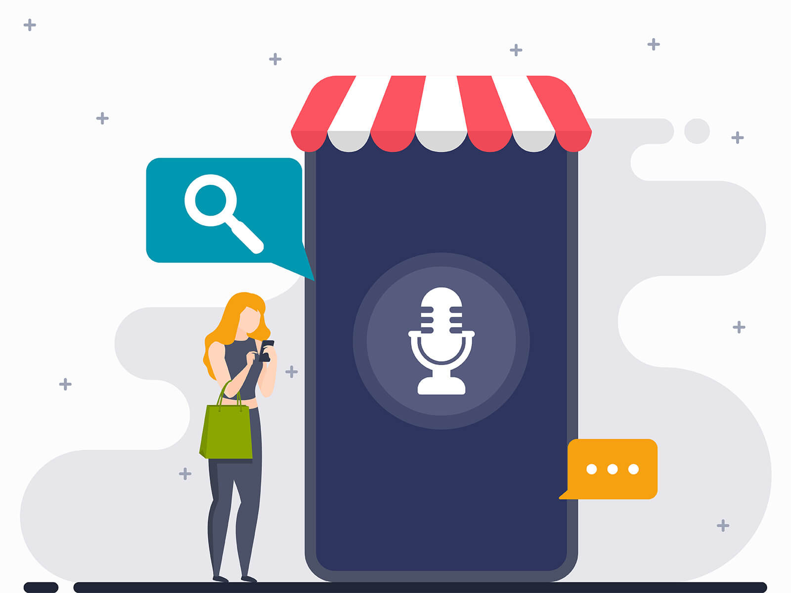 eCommerce Marketing trends_Voice Search